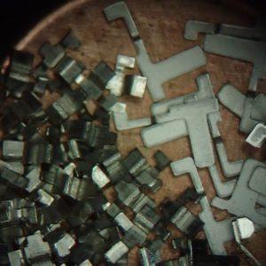 (顕微鏡からみる)橋本精密五金模具(深圳)有限公司の展示品